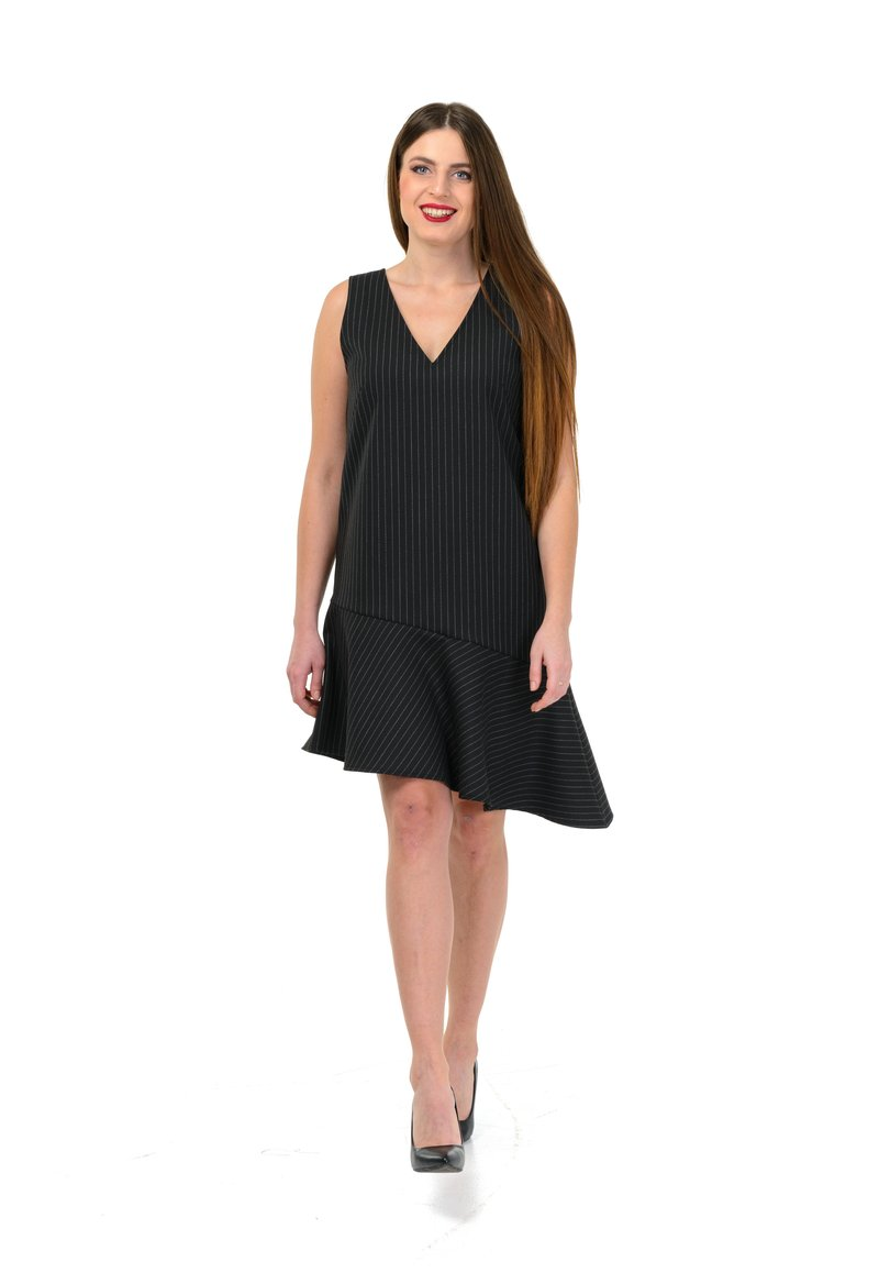 Diyas London - SMART - Korte jurk - black