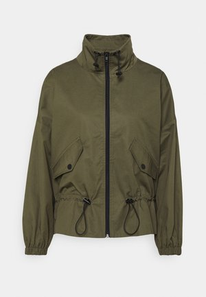 KAMARIGOLD JACKET - Summer jacket - grape leaf