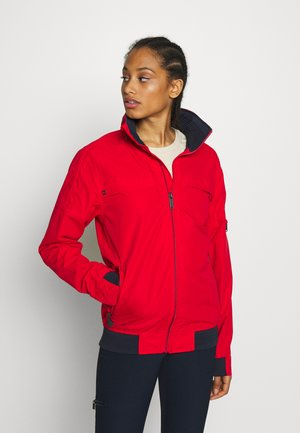 MONTEL - Waterproof jacket - true red
