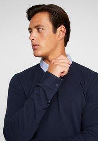 CELIO - NETED - Polo shirt - navy blue - 3