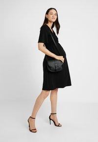 Boob - LA LA DRESS - Jerseykjole - black - 1