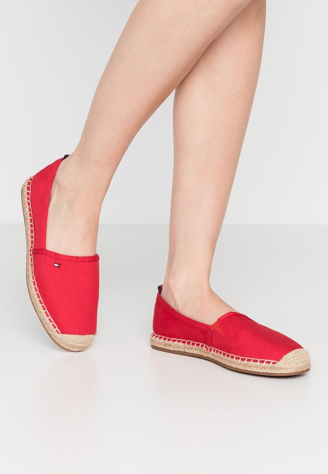 RANA - Espadrilles - primary red