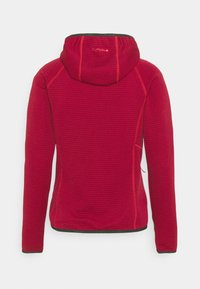 Icepeak - BERRYVILLE - Fleece jacket - cranberry - 1