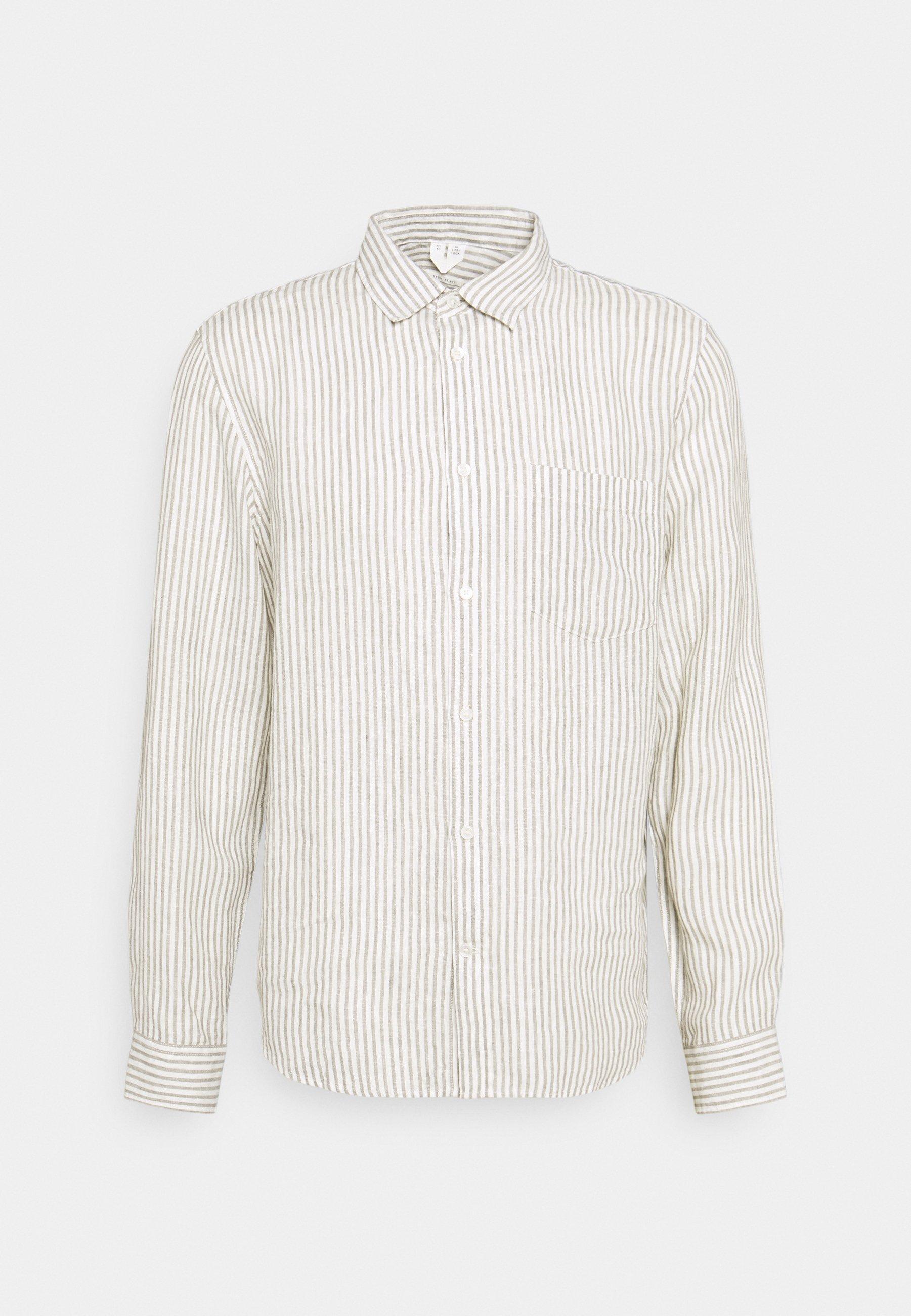 Uomo Linen Shirt - Camicia