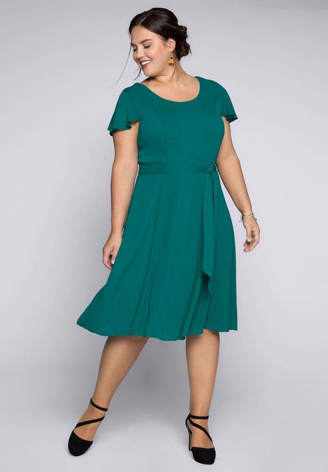 Vestito elegante - emerald