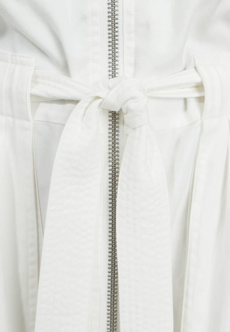 AllSaints VOLA - Jumpsuit - white/weiß FgOThv
