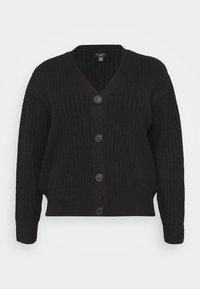 New Look Curves - CARDIGAN - Cardigan - black - 5