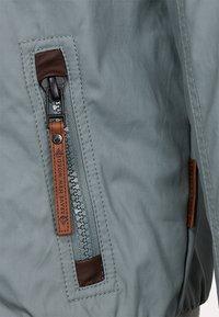 Naketano - Summer jacket - aristocrat grey - 5