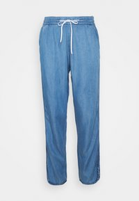 s.Oliver - Relaxed fit jeans - blue lagoon denim - 0