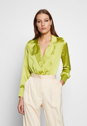 TEXTURE TAILORED  - Blusa - lemon