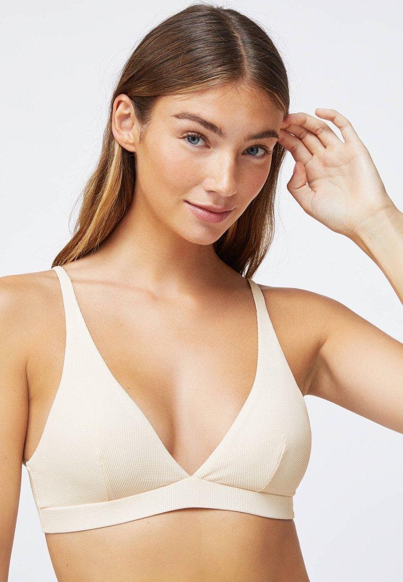 OYSHO - Bikiniöverdel - white