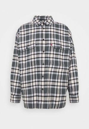 CLASSIC WORKER - Camicia - greys