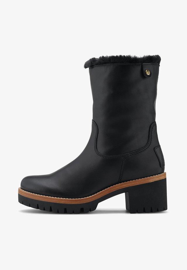 PIOLA  - Winter boots - schwarz