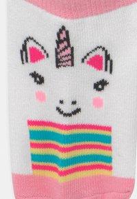 Skechers - GIRLS SEASONAL 6 PACK - Ponožky - white - 2