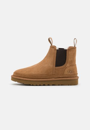 NEUMEL CHELSEA - Classic ankle boots - chestnut