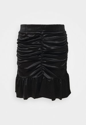 VMKAITI SKIRT - Mini skirt - black
