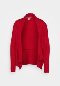 Esprit - CARDI - Cardigan - red - 0
