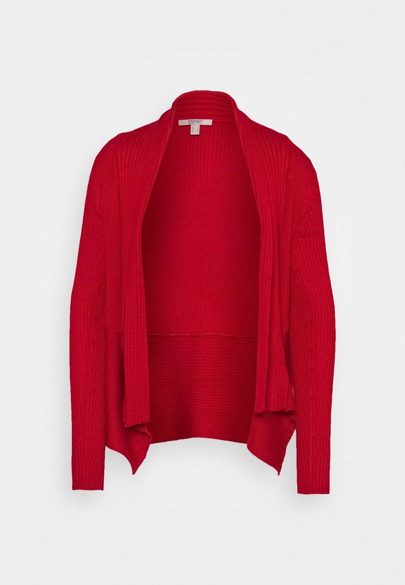 Esprit - CARDI - Cardigan - red