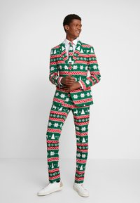 OppoSuits - FESTIVE - Suit - green - 1