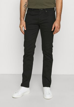 RAZOR - SLIM FIT JEANS - Jeans Straight Leg - black