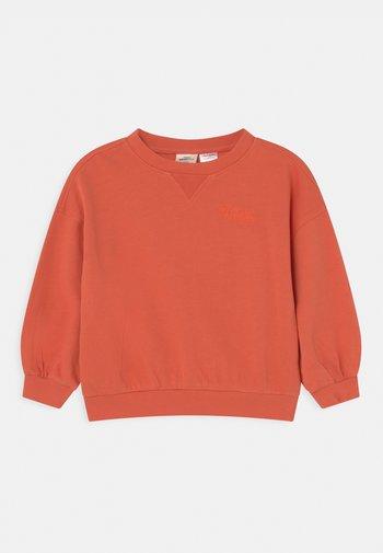 MINI WASHED - Sweatshirt - ginger
