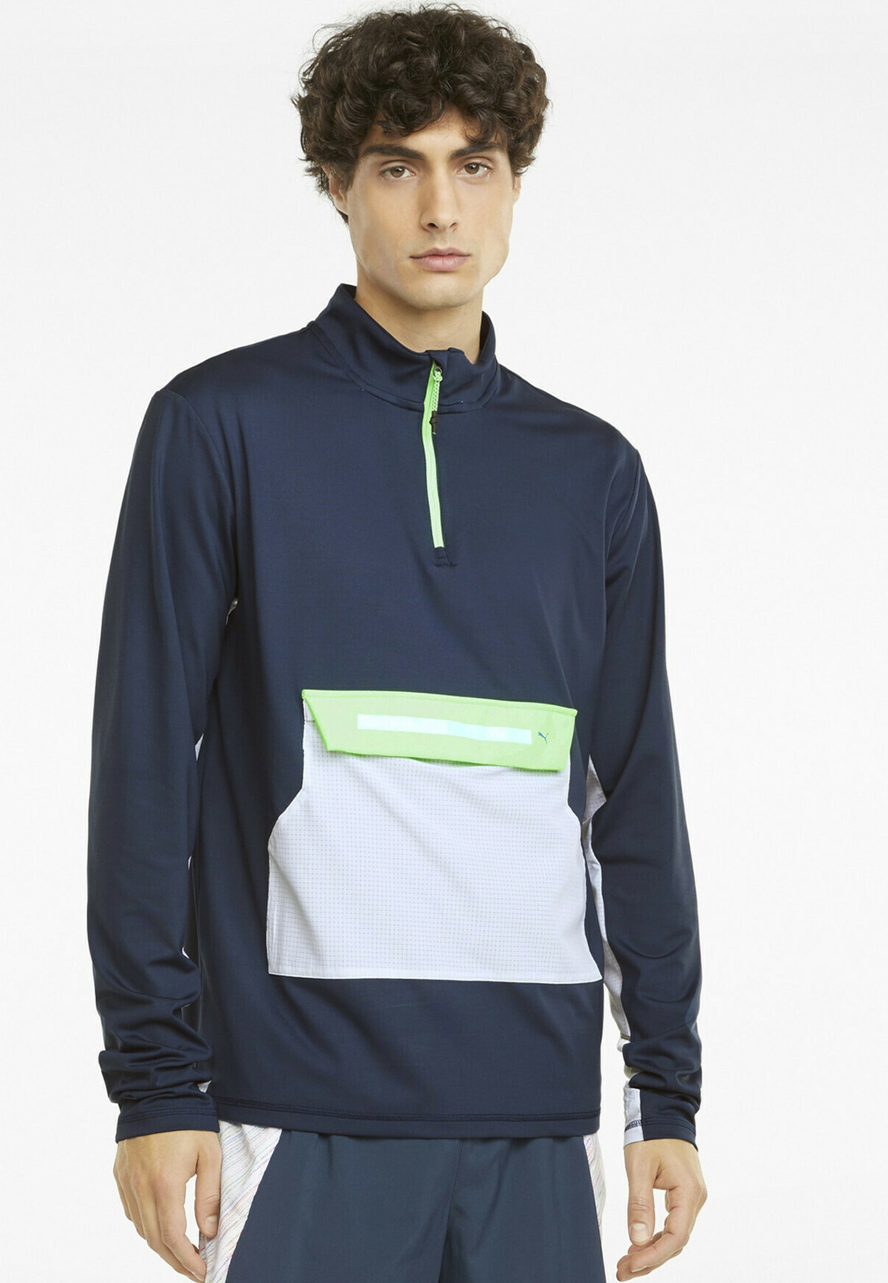Homme RUNNING - Sweatshirt