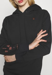 G-Star - GRAPHIC BF HDD SW WMN L\S - Sweatshirt - black - 5