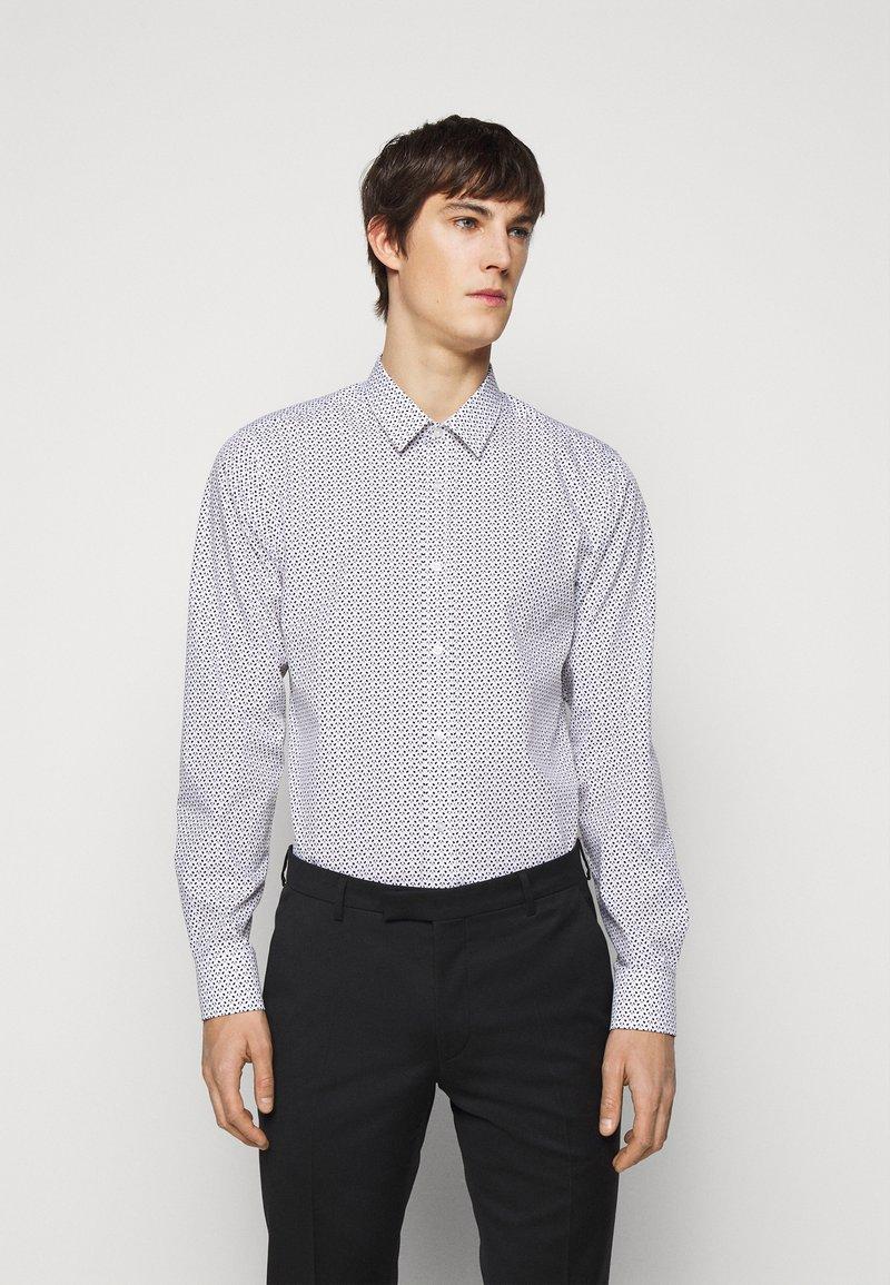HUGO - ELISHA - Formal shirt - black