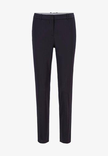 TILUNA - Trousers - open blue
