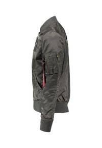 Alpha Industries - BLOUSON CUSTOM - Bomberjacks - anthracite - 2