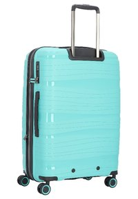 Travelite - MOTION 4-ROLLEN  - Luggage - mint - 1