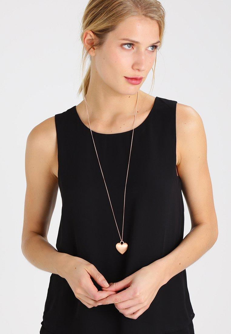 Pilgrim - Necklace - rose gold-coloured