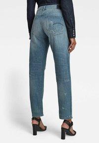 G-Star - KATE BOYFRIEND - Straight leg jeans - light blue - 1
