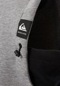 Quiksilver - TECH HOOD  - Bonnet - light grey heather - 5