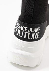 Versace Jeans Couture - Vysoké tenisky - nero - 2