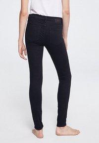 ARMEDANGELS - TILLY - Slim fit jeans - rinse black - 2