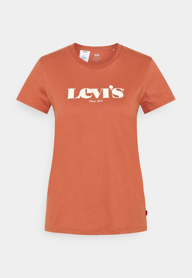 THE PERFECT TEE - Print T-shirt - aragon