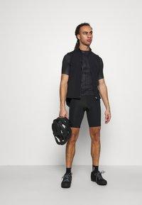 Gore Wear - GORE® WEAR MAGIX MENS - Print T-shirt - black - 1