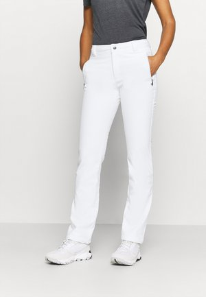 EROTTAJA - Outdoor trousers - white