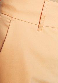 Mos Mosh - BLAKE NIGHT PANT SUSTAINABLE - Chinos - peach cobbler - 4