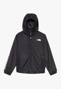 The North Face - YOUTH REACTOR - Windbreaker - black/white - 0