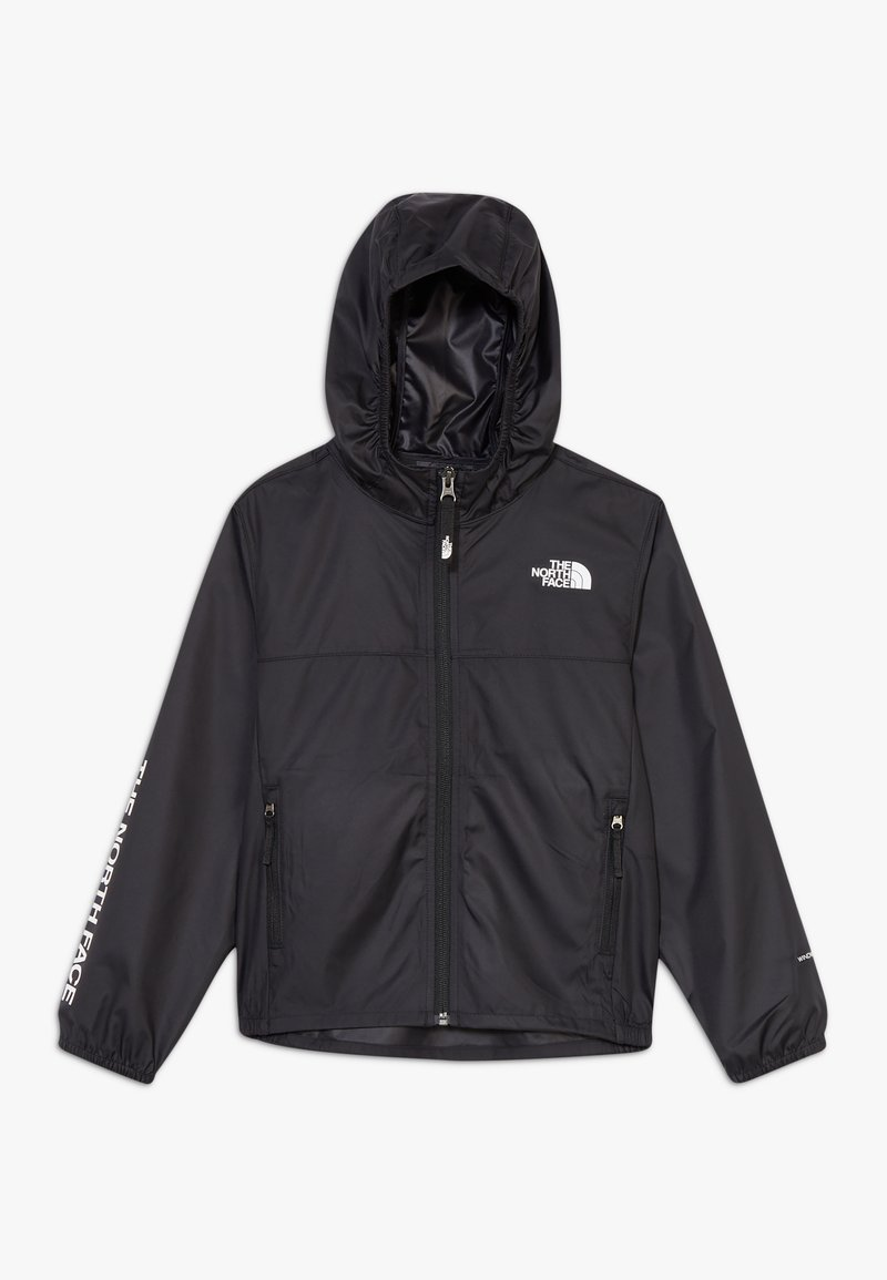 The North Face - YOUTH REACTOR - Veste coupe-vent - black/white