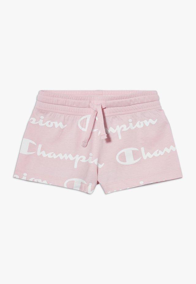 LEGACY AMERICAN CLASSICS UNISEX - kurze Sporthose - light pink
