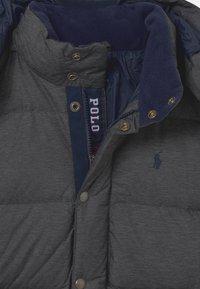 Polo Ralph Lauren - HAWTHORNE - Zimní bunda - mechanic grey - 3