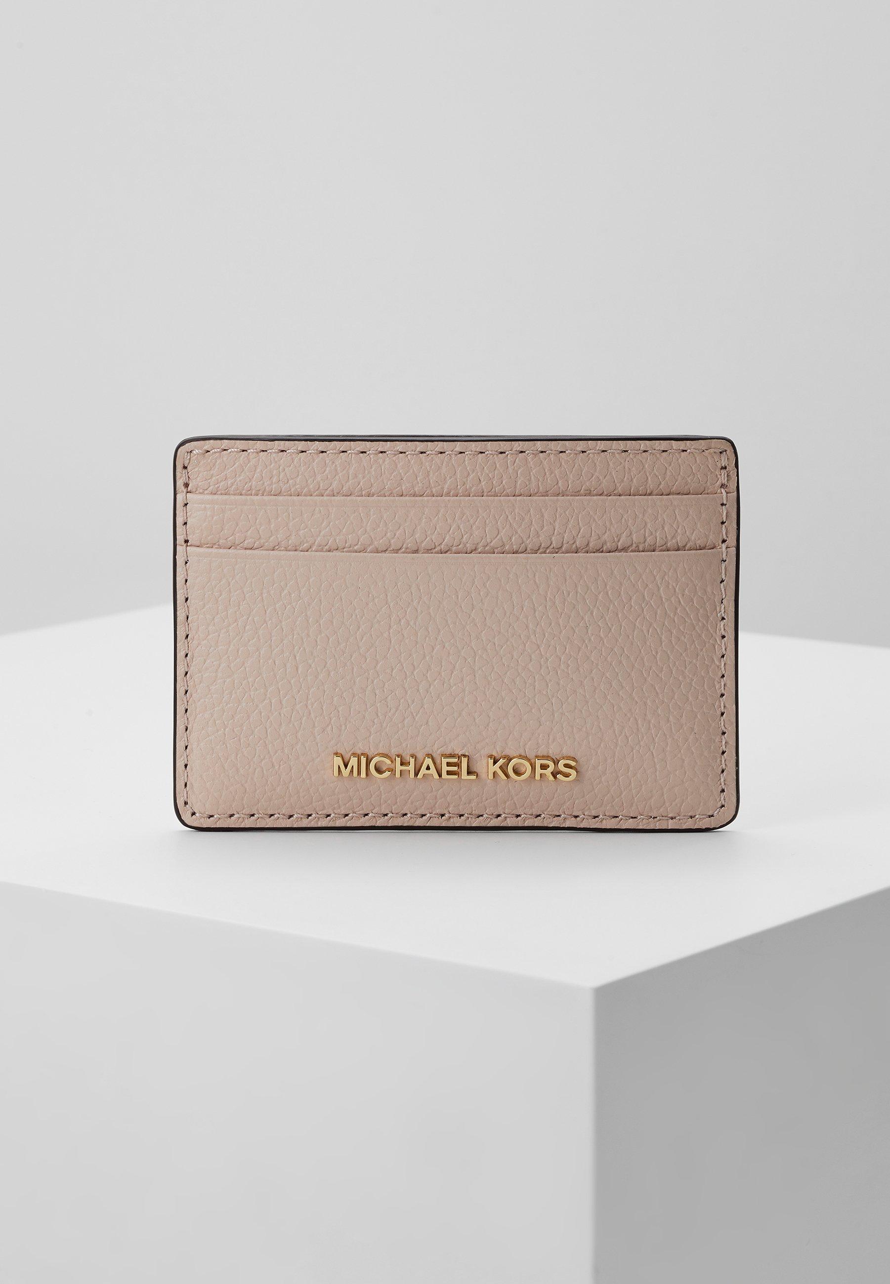 Women JET SET CARD HOLDER MERCER - Wallet