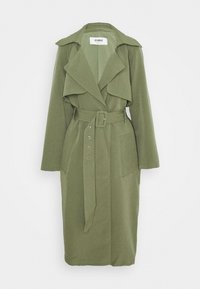 4th & Reckless - ROCKY DUSTER - Trenchcoat - khaki - 0