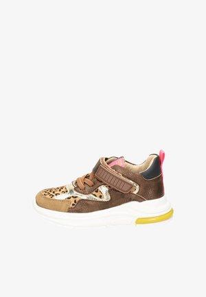Sneakers laag - brons