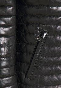 Oakwood - Leather jacket - black - 3