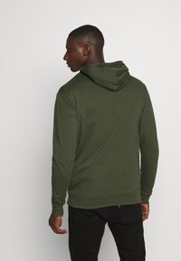 Newport Bay Sailing Club - CORE HOOD - Sweat à capuche - khaki - 2