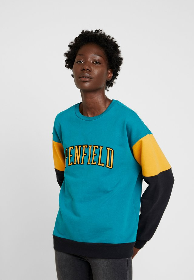 WINSLOW - Sweatshirt - dark teal